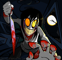 Jeff the Killer by StrikeList