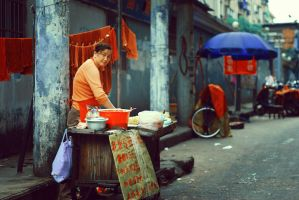 city life2 by dyefish