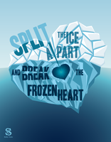 Free the Frozen Heart by ShelbsTheGing
