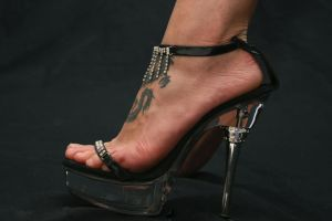 Tattoos and stilettos by CharacterSet
