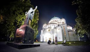 Temple of Saint Sava-Belgrade by MladenKesic