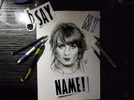 Florence Welch by Williaaaaaam
