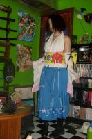Yuna Cosplay 3 by charry-photos
