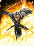 Sephiroth colored by gts