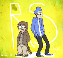 Regular Show by Kanomey