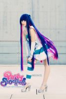 Panty and Stocking.......... by lamuchan