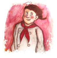 Teruteru by Hegichern