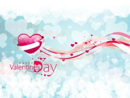 Happy Valentines Day by hamzahamo