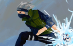 Kakashi - Raikiri by True-Envy-is-ME