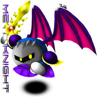 Meta Knight by Assassin--Knight