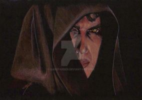 Anakin - Sith Lord by GabeFarber
