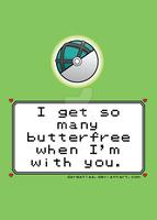 Pokeball Valentine Card_Net Ball by dareatlas