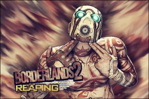 Borderlands 2 by ReapingGFX