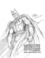 ConSketch - Batman by Oshouki