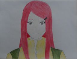 Kushina Uzumaki by FlyingLion76