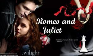Romeo and Juliet Twilight by EzzyGezzy