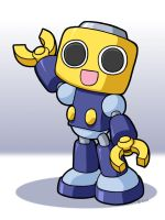 Servbot by rongs1234