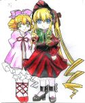 Shinku and Hinaichigo by AetherWings