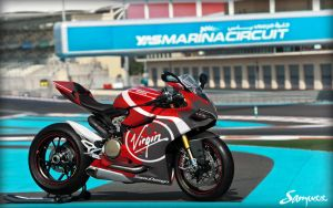 Ducati 1199 Panigale Virgin by SAMUXX