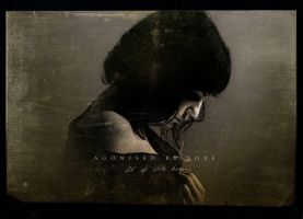 Agonised by Love - CD cover 1 by kubicki