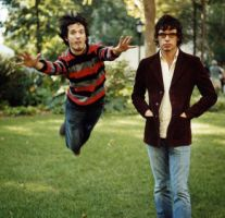 Flight of the Conchords by Sage-Oro