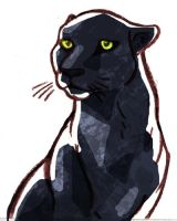 Bagheera Restyled by J-e-J-e