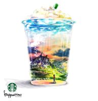 Life is Good Frappuccino remix by Yushin-K