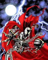 Spawn in lightning by ernestj23