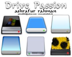 Drive Passion by ashraf882