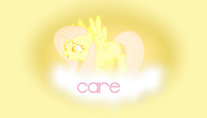 Fluttershy- Care by 2ButterBall3