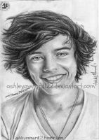 Harry Styles Drawing 1 by ashleymenard122
