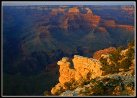Grand Canyon Variations 4 by sonofsanford