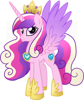 Empress Cadance by Tambelon