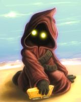Jawa Kid by Scelatio