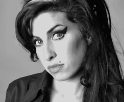 Amy Winehouse Paint By Number Art Kit by numberedart