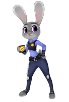 Judy Hopps by Scarlet-Spectrum