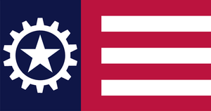 Coalition Flag by RvBOMally