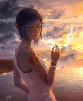 Chloe - Life is Strange by Juudiia