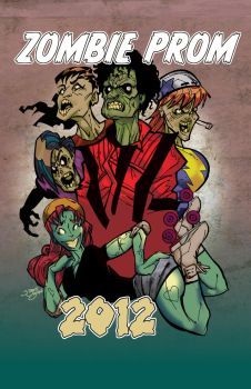 Zombie Prom 2012 by Fexx-Neon