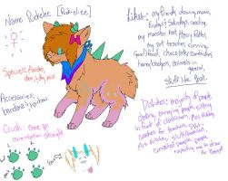 Puckelee Ref by ParasiticPariah