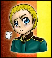 Hetalia - Germany by iAlly