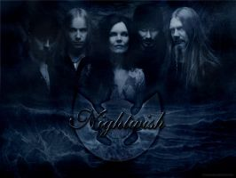 Nightwish Wallpaper by EdwardFangirl101