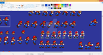 New Sprite Project - SSB Mario Expansion Preview by TuffTony