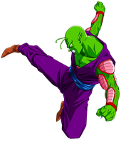 Colored 060 - Piccolo 003 by VICDBZ