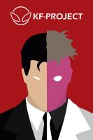 Two-Face Minimalist by KF-Project