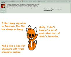 Ask Good Female Tails Doll 6-8 by Kidincred