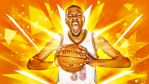 Kevin Durant 'Charged Up' by rhurst