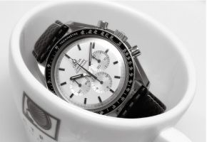 Omega Speedmaster watch by ailsalu