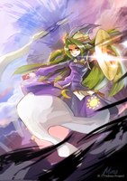 tohou MIMA by ClearEchoes