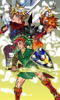 A link to the hearts of fantasy II by 5exer